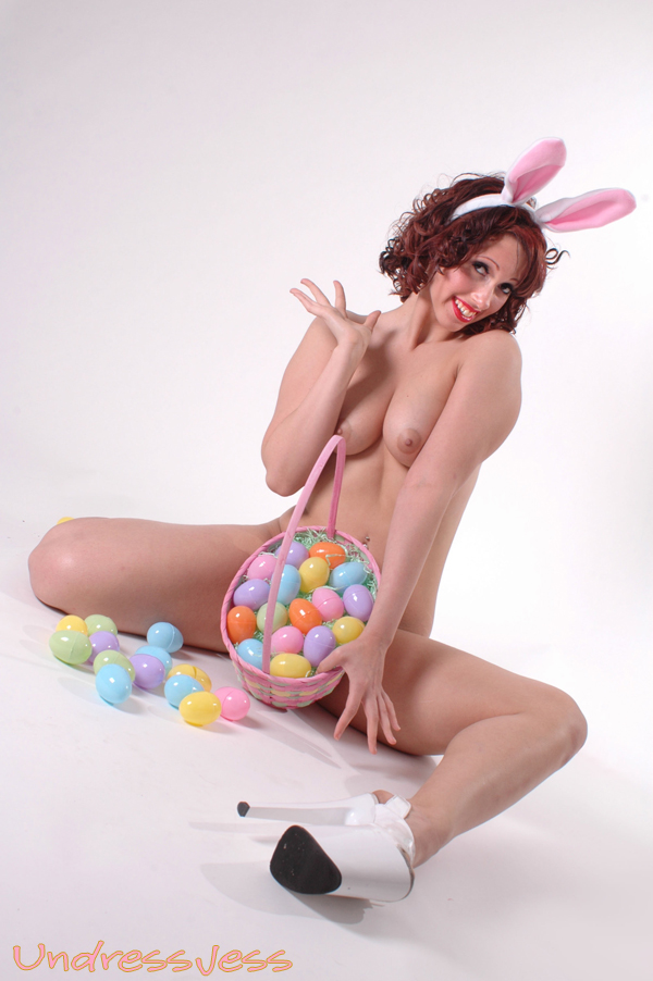 Sexy Easter Bunnies