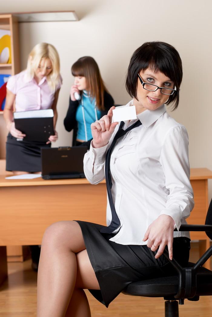 Сексуальные офисные девушки 82
