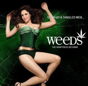 Сериал Weeds