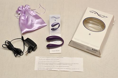 Комплектация вибростимулятора We-Vibe II
